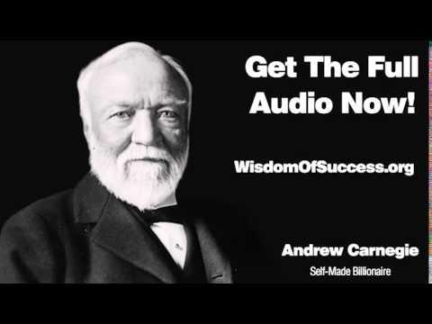 The Seventeen Major Principles of Success - Andrew Carnegie