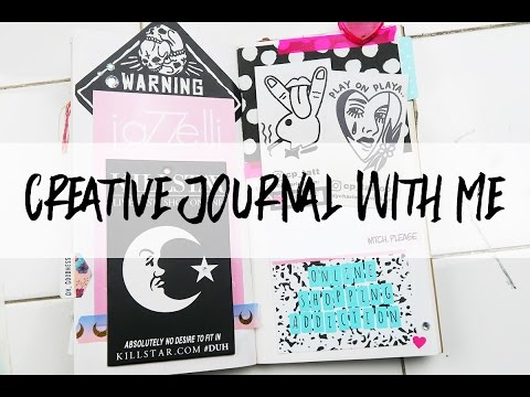 Creative Journal with Me - Travelers Notebook [2]