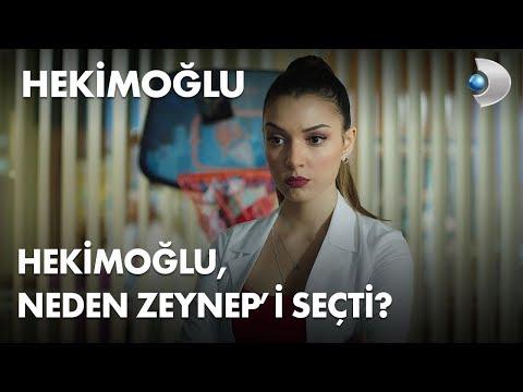 Hekimoğlu, neden Zeynep'i seçti? - Hekimoğlu 1. Bölüm