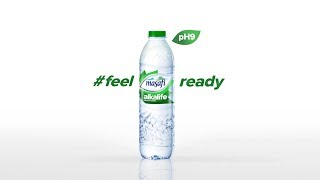 Masafi Alkalife pH9 Water – Instant Hydration to #feelready