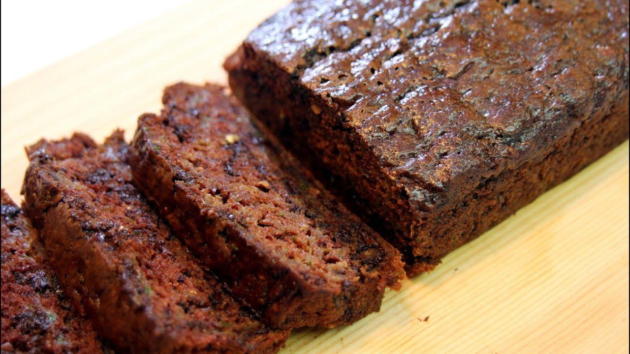 Best Ever Chocolate Zucchini Cake
