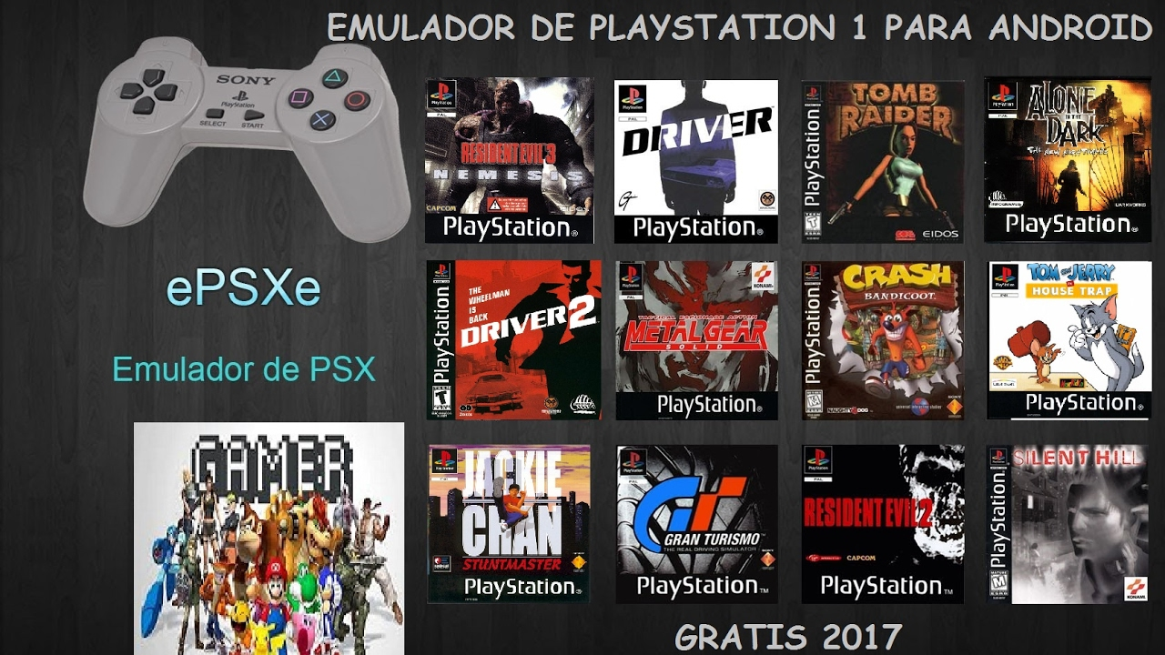 Descargar Emulador De Playstation 1 Para Andr…