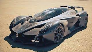 Tachyon Speed 1,250 HP Electric Hypercar смотреть