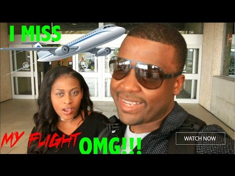 We Missed Our Flight In Miami, Wife's Reaction VLOG