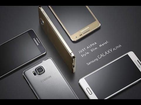 Samsung Galaxy Alpha Detaylı İncelemesi