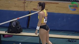 Italian Athletics Indoor 2019 | W Pole Vault | ᴴᴰ