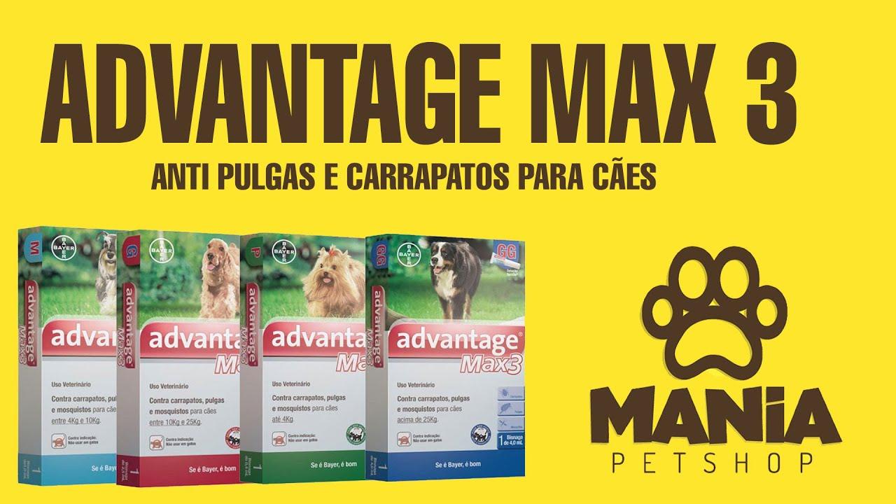 Advantage Max 3 - YouTube 4710576ea58fa