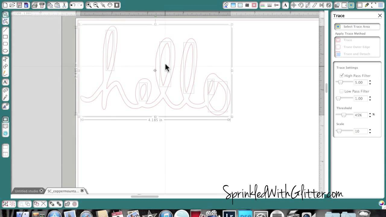 Download How To Import SVG Files In To Silhouette Studio - YouTube