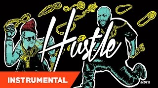 Smooth HipHop Beat (Instrumental) | Chill Trap Beat - Hustle (Prod. The B-ST & Phami)