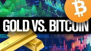 Can Bitcoin Take All of Golds 7 Trillion $$$$ Market Cap? Bitcoin vs Gold