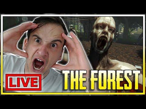 🌲 THE FOREST NA ŻYWO! 🌲 INNOWACYJNE TECHNIKI BUDOWLANE! 🌲 KODY PREMIUM STEAM, CO 100 SUBÓW! 🌲