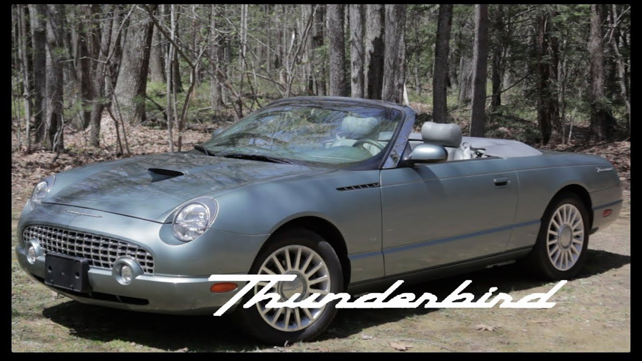 2004 Ford Thunderbird Pacific Coast Edition Sold Youtube