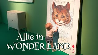 ALLIE IN WONDERLAND - pameran exhibition alice in wonderland di Singapura