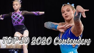 TOP 10 contenders for 2020 Olympics