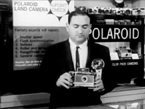 Polaroid Commercial: Polaroid Dealer Announcement (1964) - CharlieDeanArchives / Archival Footage