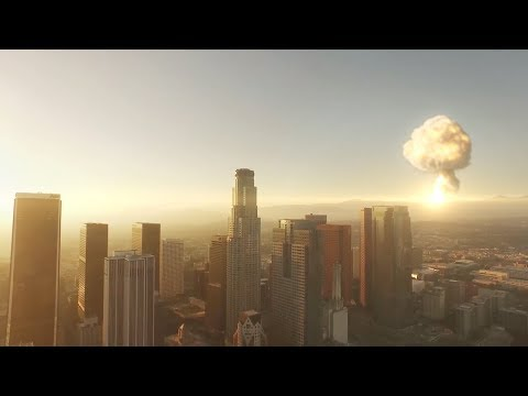 Nuclear Explosion After Effects tutorial