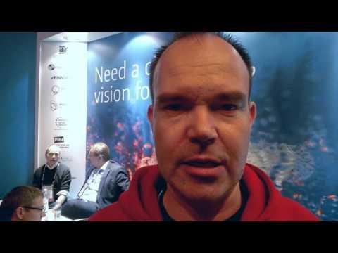 Peter Vesterbacka, Mighty Eagle kertoo miksi Slush Rocks Eurasia