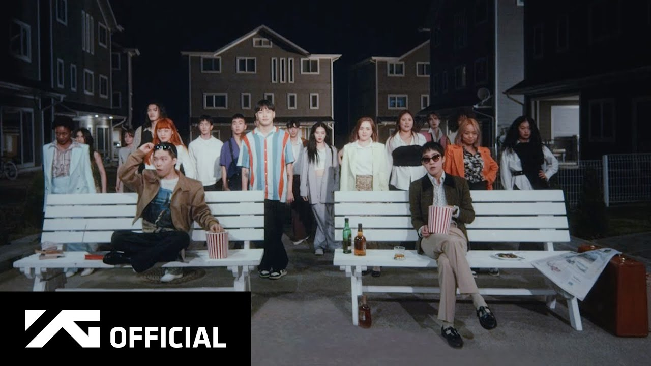AKMU - 'BENCH (with Zion.T)' OFFICIAL VIDEO