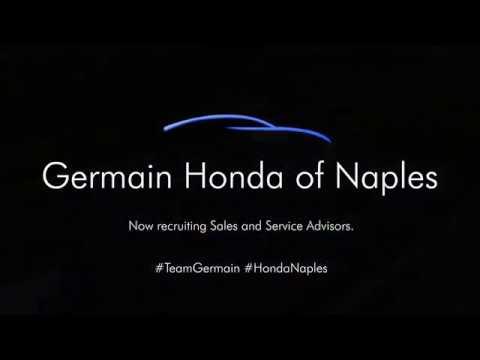 The All New Germain Honda Of Naples