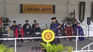 2015 CSULB Commencement - Liberal Arts Ceremony 1