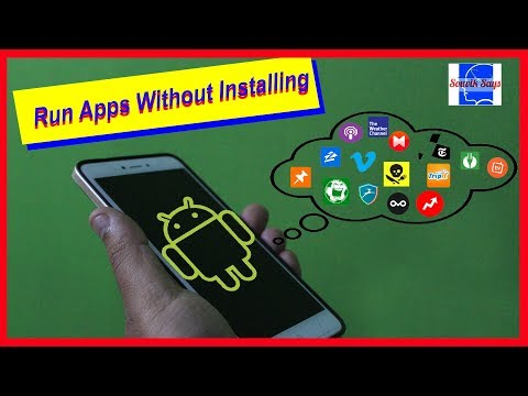 Use Apps Without Installing: 💥Android Instant Apps 💥