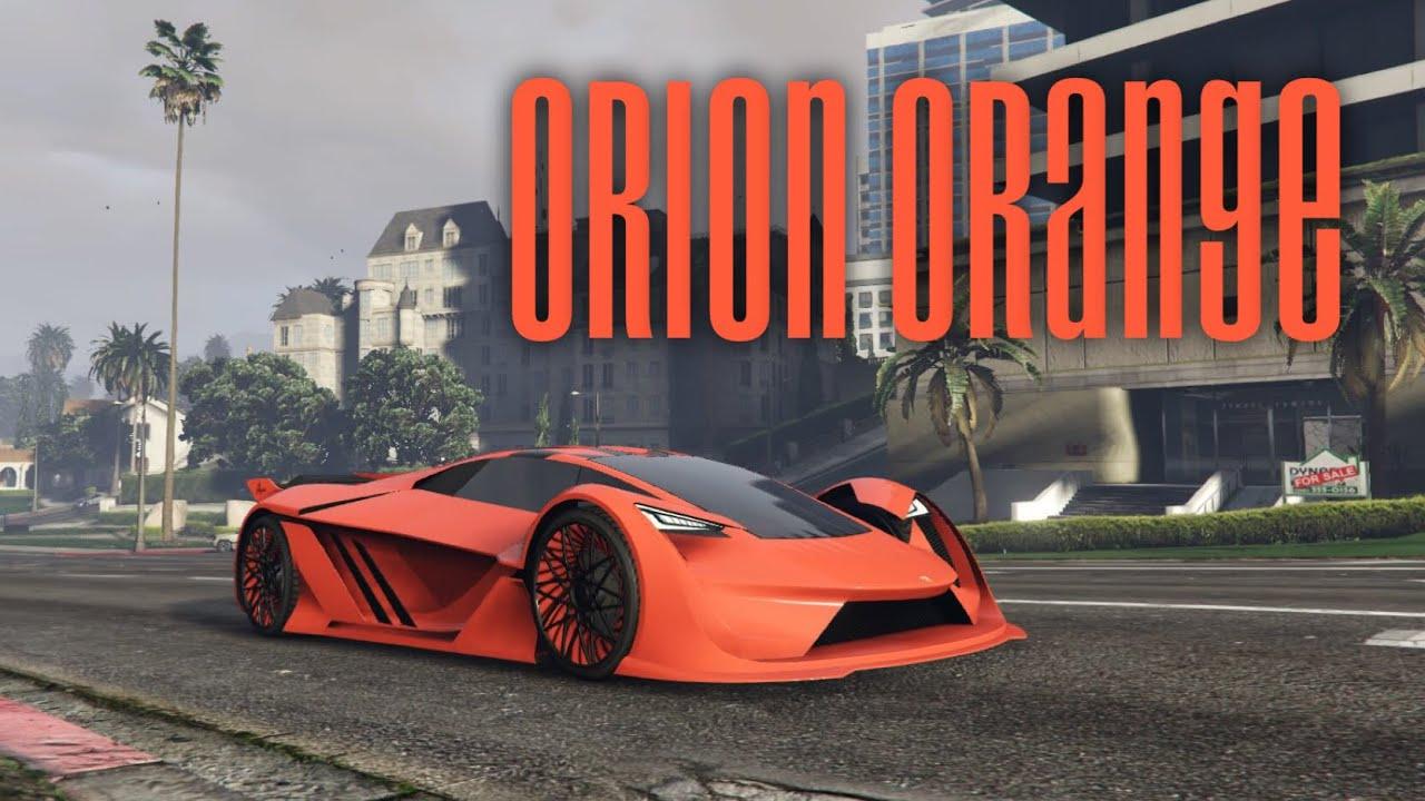 Gta Orange