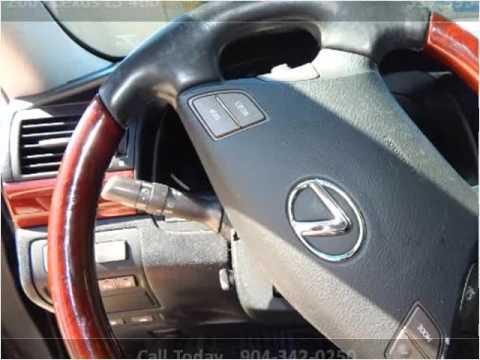 2007 Lexus LS 460 Used Cars St Augustine FL