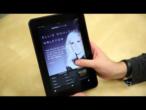 Kindle Fire HD 8.9 Unboxing