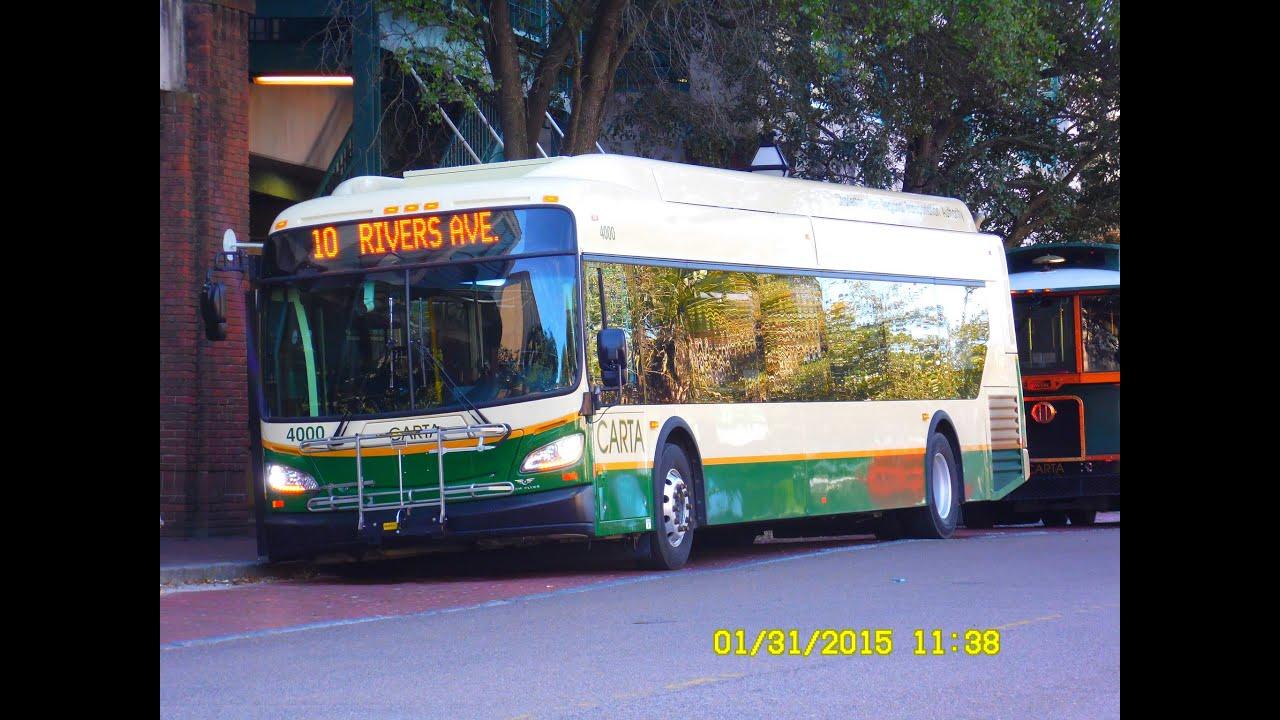 carta  bus observations