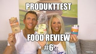 Vegan Produkttest #6 | AUFGEGESSEN | Food Review | FITNESS-ID.DE