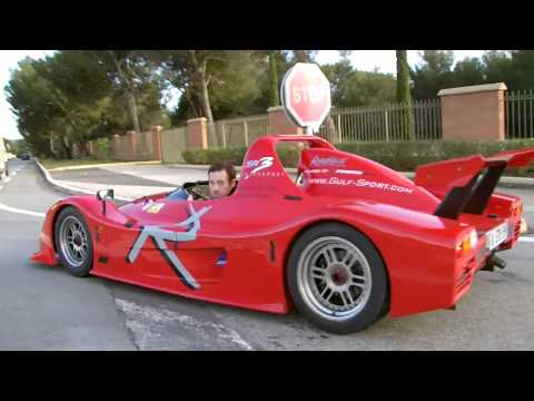 Repeat Road Legal Radical SR3 in the street!!! (HD) by