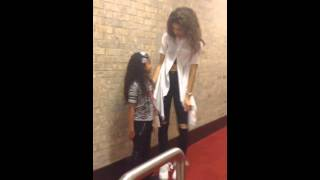 Meet & Greet with Zendaya!!! She is the sweetest ever...I love her!