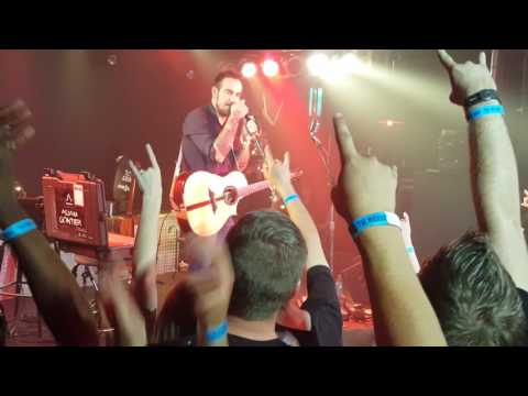 Adam Gontier Take Me UnderGet Our AWaste My Time  at The Machine Shop, Flint Michigan, 6