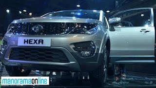 New Tata Hexa Review | Auto Expo 2016 | Manorama Online