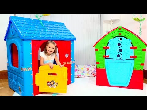 Kids pretend play to sale Play houses for children