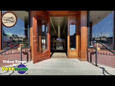 Video Tour of World Famous Krutz Violin Store - KC Strings