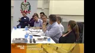 Pescadores participam de etapa do seminário regional sobre o plano Safra