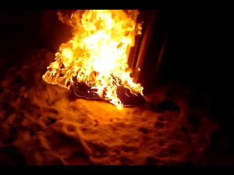 Kelowna matt burning ring of fire