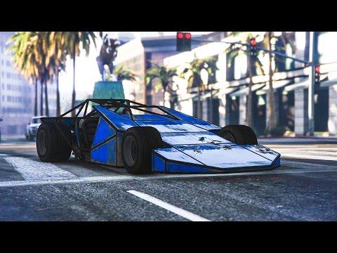 "NEW ""RAMP CAR"" TROLLING ONLINE! - (GTA 5 DLC Funny Moments)"