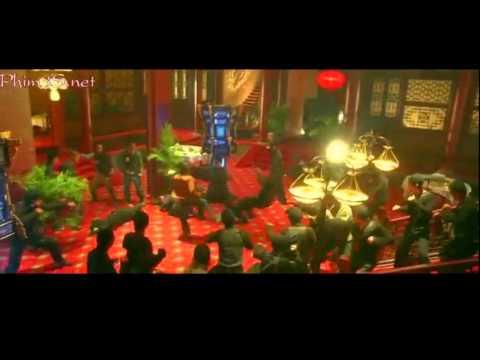 long ho mon Chung Tử Đơn vs Tạ Đình Phong