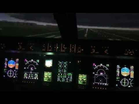 Embraer E145 Full Motion Simulator Session (Part 1)