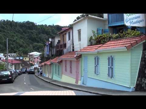 Martinique : tour de l'île