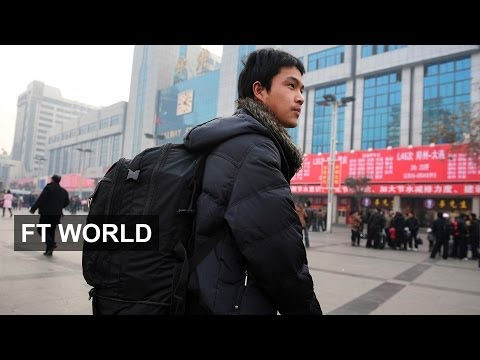 Meet the Fragile Middle: China's young migrant workers