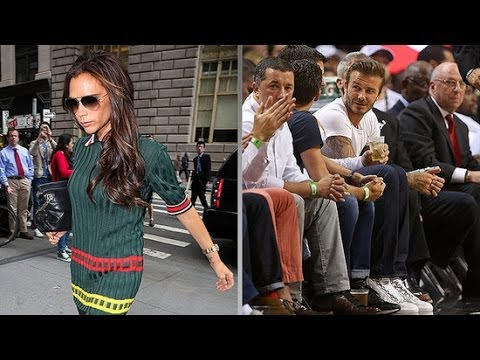 What Did David and Victoria Beckham Do Post-Met Ball? | Fashion Flash