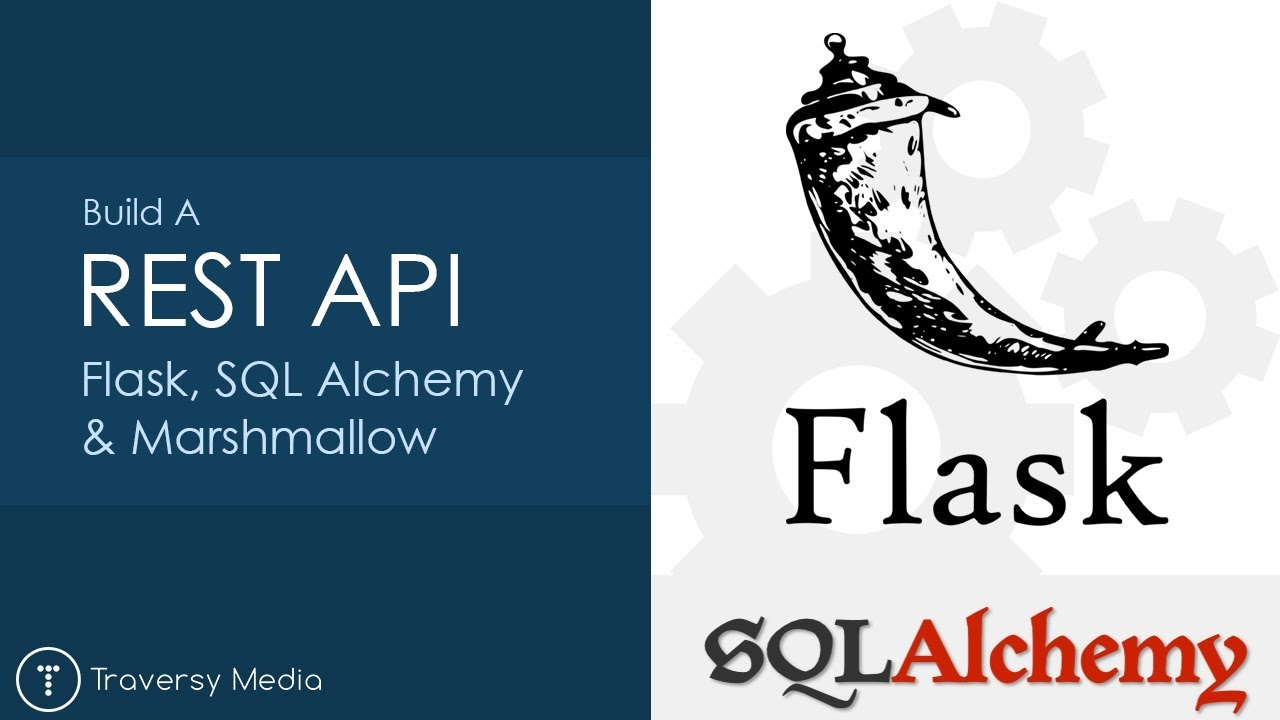 REST API With Flask & SQL Alchemy