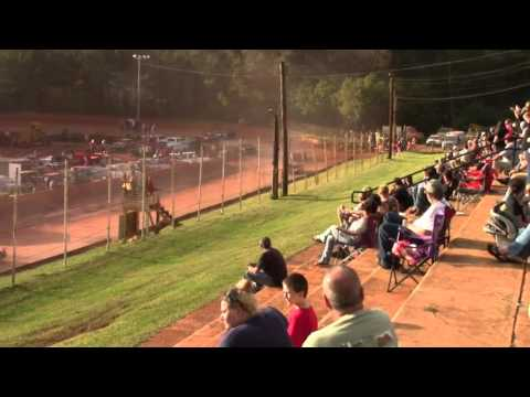 Winder Barrow Speedway Powder Puff Race 10/11/15