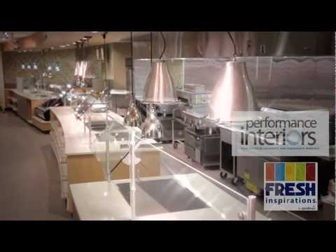 Performance Interiors & Fresh Inspirations by Sodexo