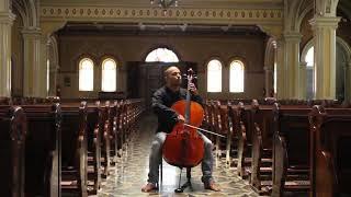 Bach Cello Suite No. 1 - Prelude - Gustavo Alencar