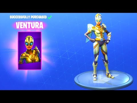 New ventura skin fortnite battle royale youtube - Ventura fortnite ...