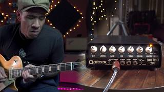 Quilter Tone Block 202 amp - demo by RJ Ronquillo